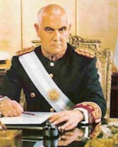 Presidencia de LANUSSE, Alejandro (1971-1973)
