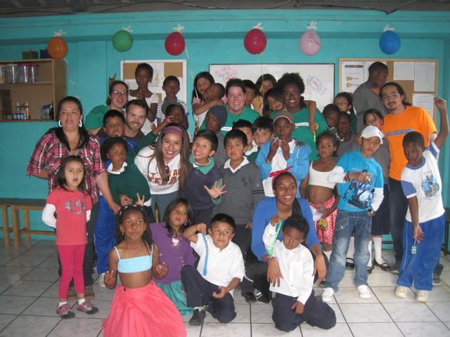 Final Volunteer Project