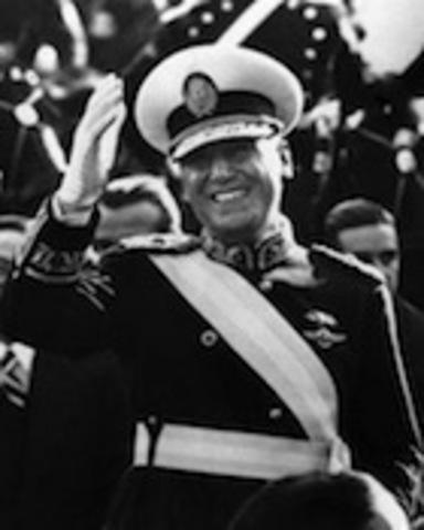 Presidencia de PERÓN, Juan Domingo (1973-1974)