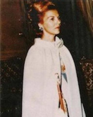 Presidencia de MARTÍNEZ de Perón, María E. (1974-1976)