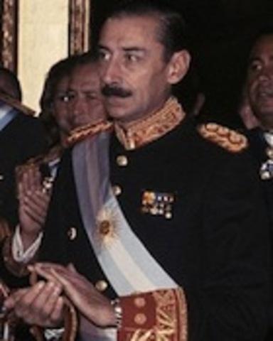 Presidencia de VIDELA, Jorge Rafael (1976-1981)
