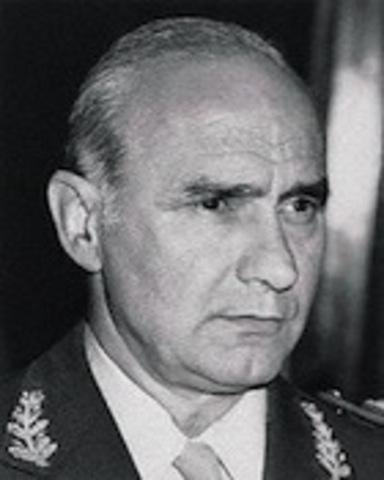 Presidencia de Alfredo Oscar Saint-Jean (1982-1982)