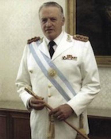 Presidencia de GALTIERI, Leopoldo F. (1981-1982)
