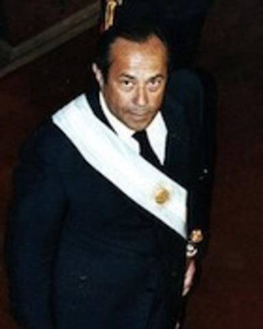 presidencia de Adolfo Rodríguez Saá