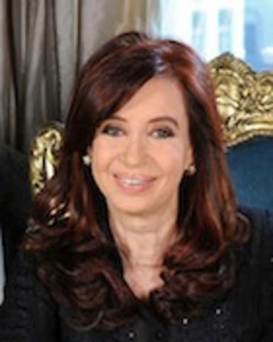 Presidencia de Cristina Fernández de Kirchner(2010-actualidad)