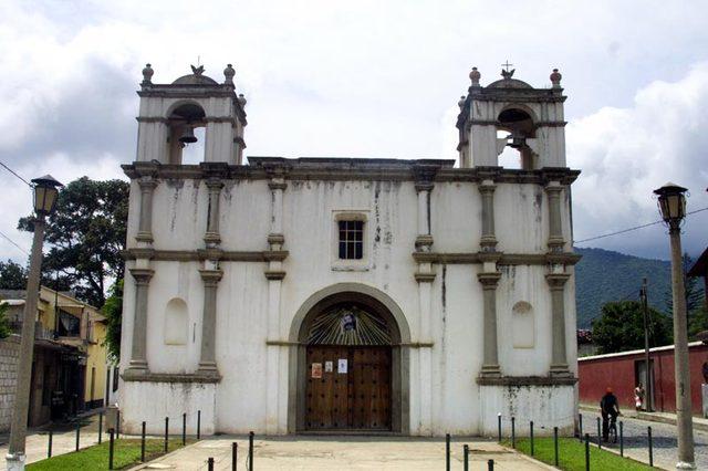 Celebración de la Primera Misa en la Nueva Ciudad de Santiago.