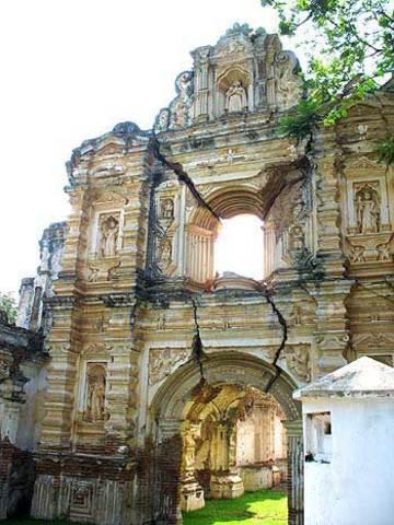 Finalización del 3er Período. Terremotos de San Casimiro.