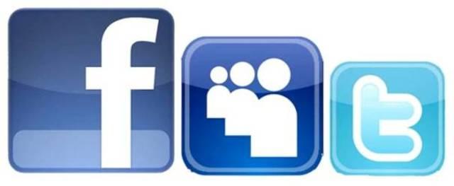 REDES SOCIALES (FACEBOOK, TWITTER, MYSPACE)