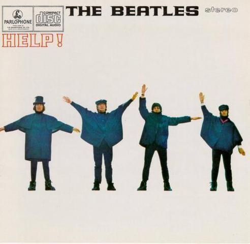 """The Beatles publican """"Help!"""" Su primer gran álbum"""
