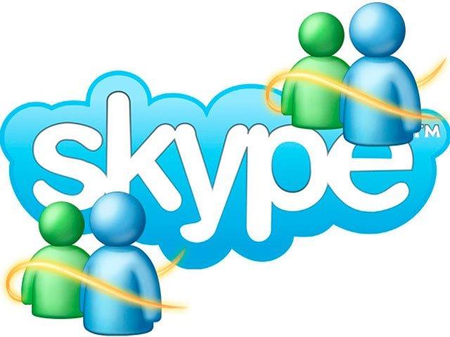 Apareció Skype