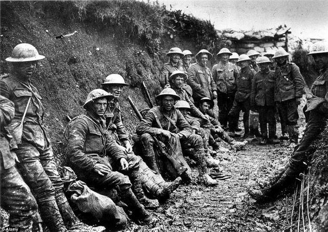 The Beginning of the First World War