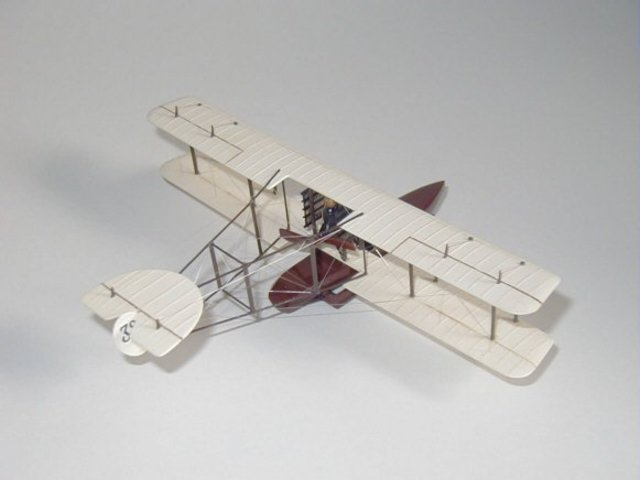 First Sopwith Plane created