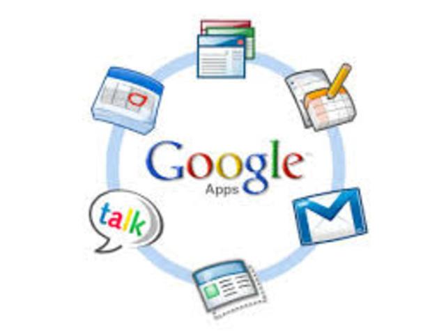Beginning of Google Applications