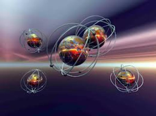 La Teoría Cuántica explica el espectro del hidrógeno