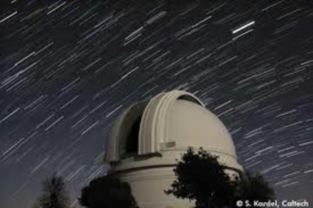 El telescopio del Monte Wilson comienza sus operaciones
