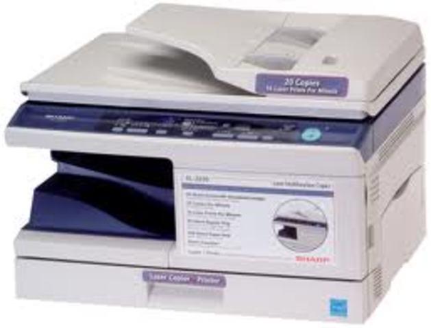 1935-1938: Se inventa la fotocopiadora