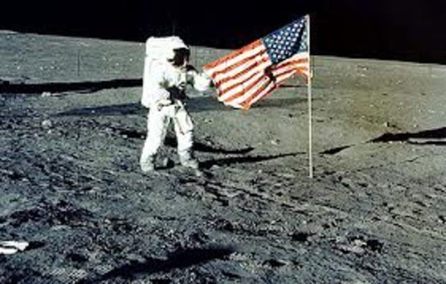 : El ser humano llega a la Luna