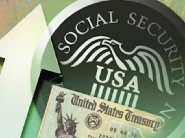 Social Security Act Amended to Hold Old-Age and Survivors' Rates