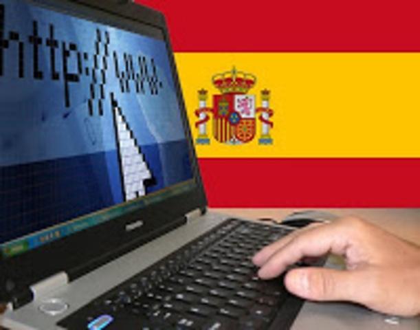 Servidor en España