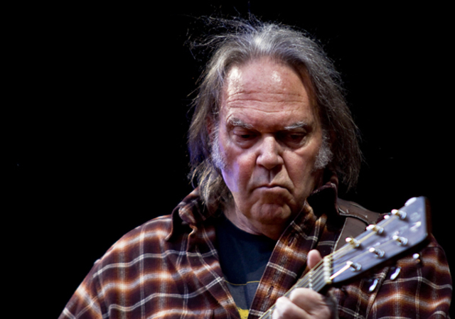 Neil Young & crazy horse Vorst nationaal