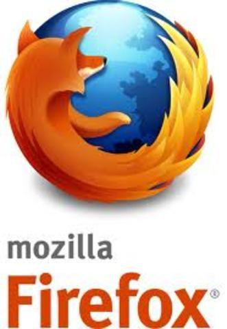 Aparece Firefox