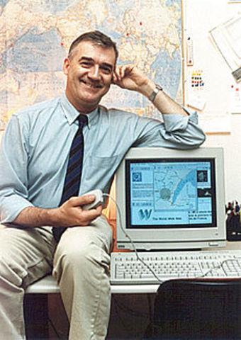 Robert Cailliau, co-inventor de la WWW