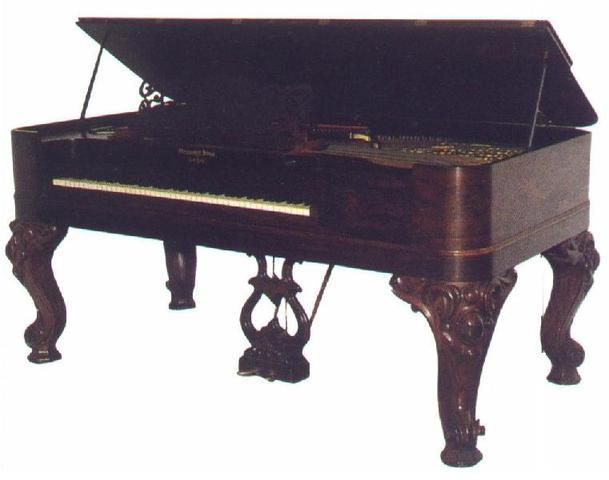 The Square Piano
