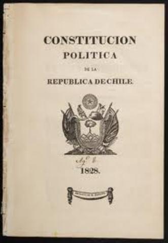 La Constitución Política de 1828