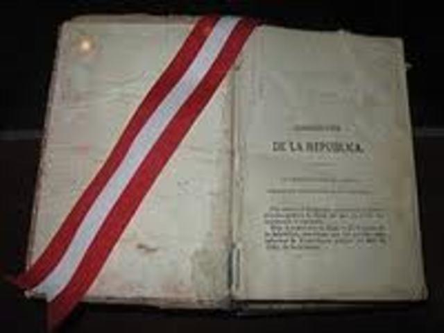 La Constitución Política del Perú de 1856