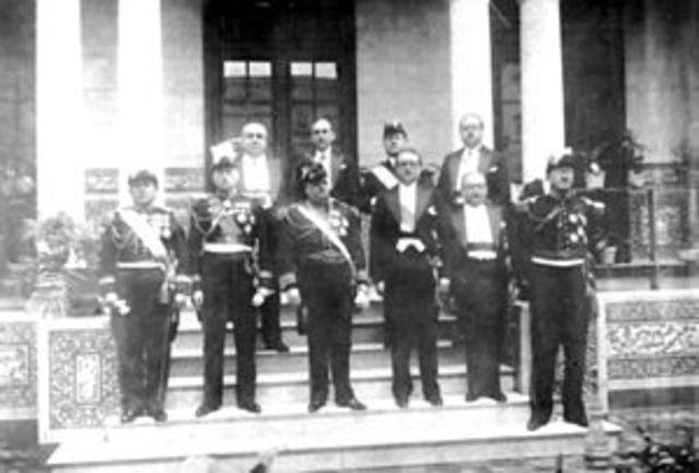 Constitución para la República del Perú de 1920