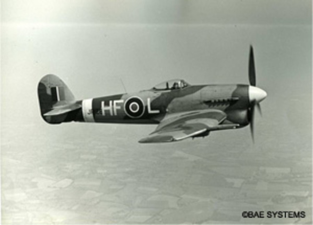 Hawker Typhoon Made