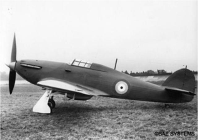 Hawker Hurricane Made