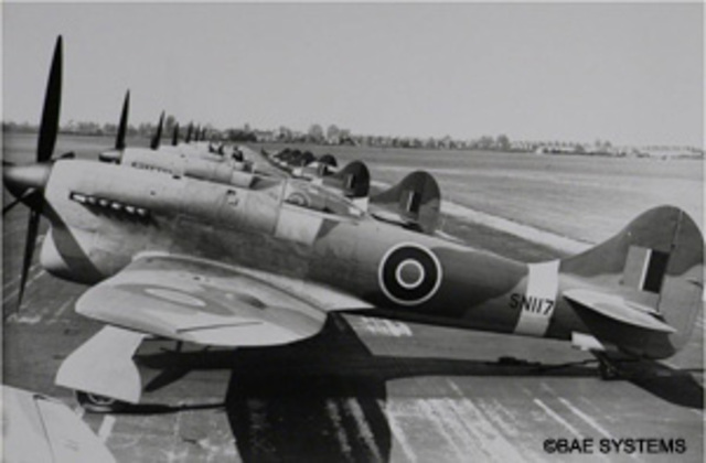 Hawker Tempest Made