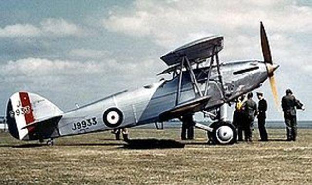 Hawker Hart built