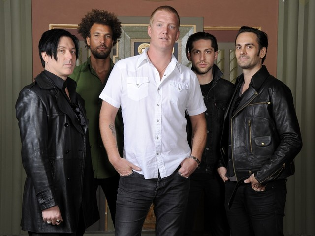 Rock werchter 2005 (queens of the stone age)