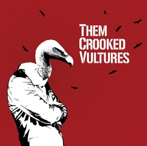 Rock werchter 2010 (them crooked vultures)