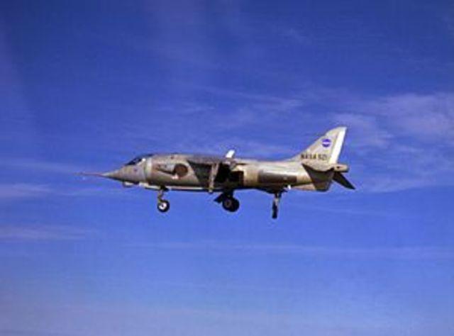 Hawker P.1127 built