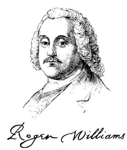 Roger Williams Banished