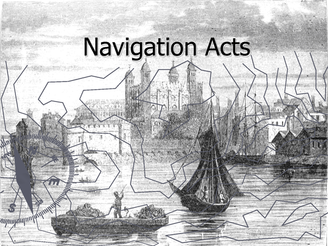 Navigation Acts (3)
