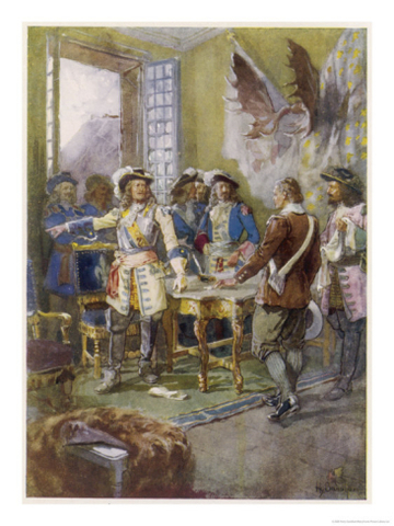 Québec Surrendered to the English