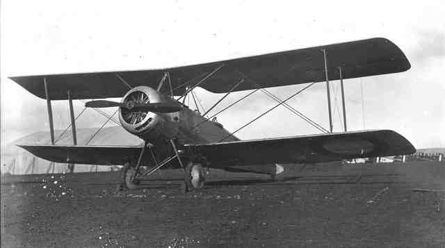 Sopwith 1 1/2 Stutter is built