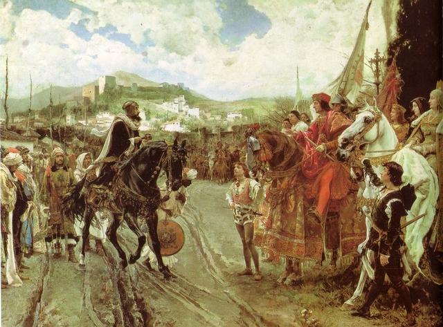 Ocupación árabe de España