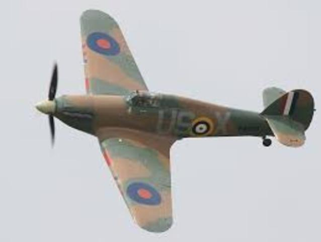 Hawker Hurricane (More Information)