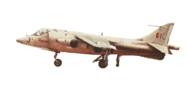 Hawker Siddeley Kestrel FGA.1