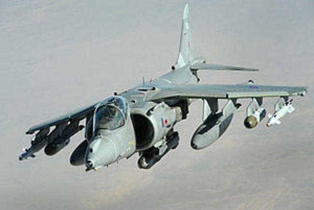 Hawker Siddeley Harrier II