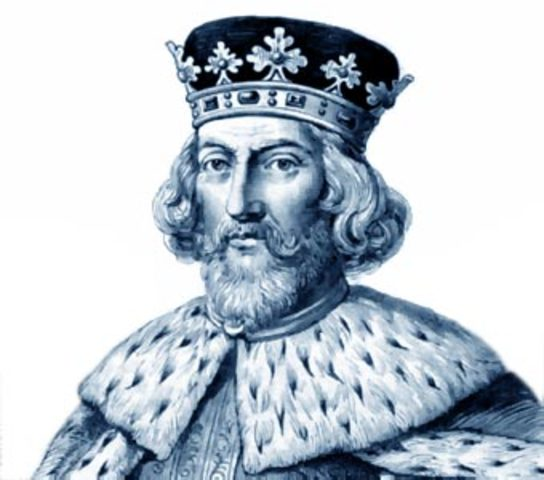 La dinastía Plantagenet toma la corona inglesa