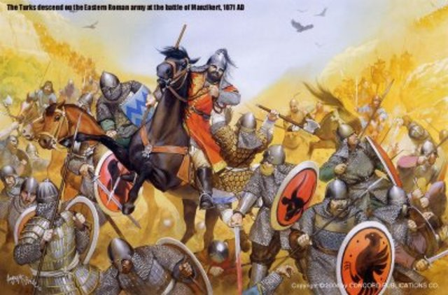 Los turcos toman Constantinopla.