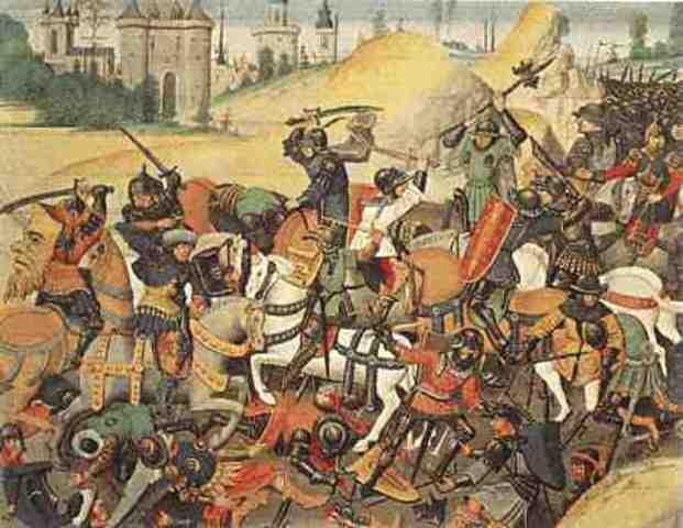 Se inician las Cruzadas en Jerusalén