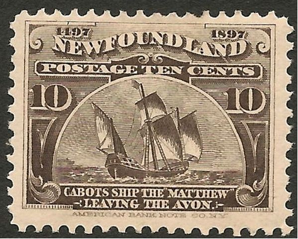 John Cabot reaches NFLD