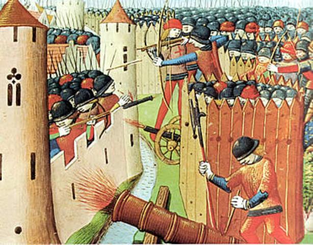 la guerra de los 100 años